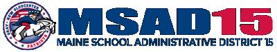 MSAD15 Logo